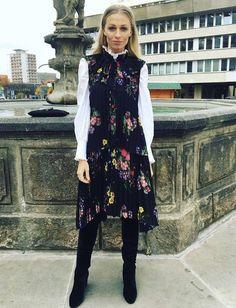 d00eb3279040 ERDEM H&M PATTERNED DRESS LACE FLORAL SIZE UK 16Uk 42EU BNWT SOLD OUT | eBay