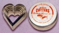 Ateco Heart Pastry Cutter Set  Stainless steel >>> Click on the image for additional details.