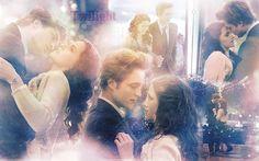 Edward Cullen and Bella Swan Prom