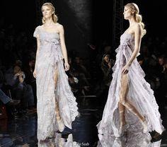 Whimsical Elie Saab dress