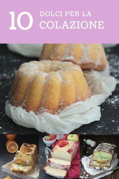 Una raccolta di10 Dolci prima colazione facili e golosi #giallozafferano #colazione #isaporidiethra