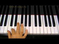 大人の初めてピアノNo.2 ・素早く動く指に! - YouTube