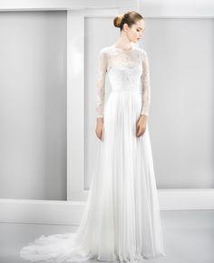 Vestido novia Jesús Peiró Ref.6067