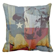 Texas cattle ranch house shower curtain home gifts ideas decor texas cattle ranch house throw pillow chic design idea diy elegant beautiful stylish modern exclusive negle Gallery