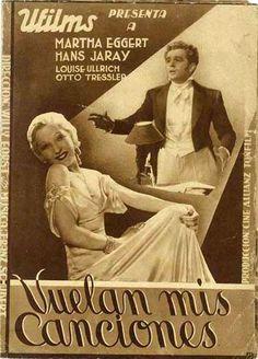 """Vuelan mis canciones (1933) """"Leise flehen meine Lieder"""" de Willi Forst - tt00024249"""