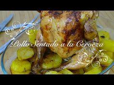 Pollo Sentado a la Cerveza | Pollo a la Cerveza | Pollo al Horno por Chefdemicasa HD - YouTube