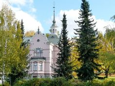 Finland, LAHTI                                                              (via Lahti manor house, a photo from Southern Finland, South | TrekEarth)