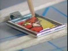 Interesting technique-similar to soldering