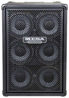 MESA Boogie Engineering 6x10 Power House Bass Cabinet