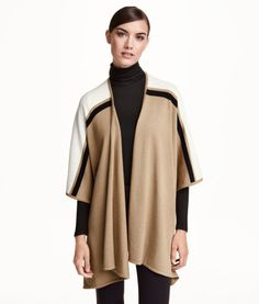Wool-blend Cape   Product Detail   H&M