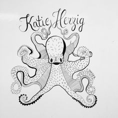 Katie Herzig illustration