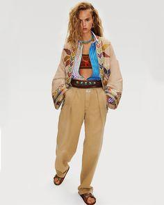 Fashion Week, Fashion Show, Fashion Trends, Fashion Beauty, Womens Fashion, Boho Fashion, Vogue Russia, Look, Celebrity Style