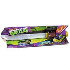 Teenage Mutant Ninja Turtles Toys   Toys Online   Teenage Mutant Ninja Turtles Leos Electronic Stealth Sword