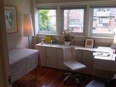 Naturopathic medicine office/treatment room