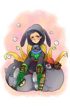 Aww so cute  Damian Wayne