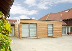 Image result for timber clad extension