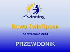 Nowa TwinSpace  od września 2014  PRZEWODNIK Tech Companies, Fails, Company Logo, Logos, Make Mistakes, Logo, Legos