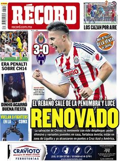 México - RÉCORD 2 de marzo del 2015