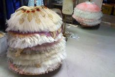Tutus - Boston Ballet Company costume department