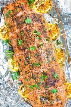 Honey Lemon Salmon   VIDEO - Life Made Sweeter-Honey Lemon Salmon - the perfect easy recipe for weeknights. Best of all, baked on one sheet pan in less than 30 minutes - delicious