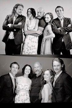 Our favorite cast :)