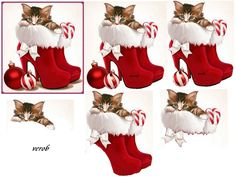 carterie, pergamano et tableaux 3D - Page 3 Christmas Sheets, Christmas Labels, 3d Christmas, Christmas Images, All Things Christmas, 3d Cards, Cool Cards, Xmas Cards, Arts And Crafts Projects