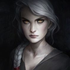 Manon Blackbeak by @charliebowater