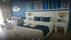 $2260 with airfare (5 day stay) @ Ocean Blue and Sand all inclusive resort
