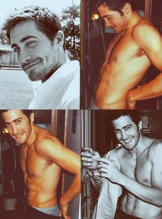 Jake Gyllenhaal be my boyfriend.