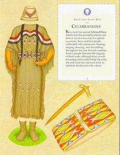 American Girl Kaya Paper Dolls.This From Freebird6583 - MaryAnn - Picasa Web Albums