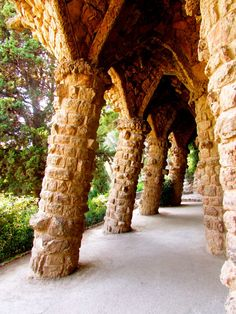 Sagrada Familia, Park Güell and the Gaudi Sights | The Everygirl's Weekend City Guide to Barcelona, Spain #theeverygirl