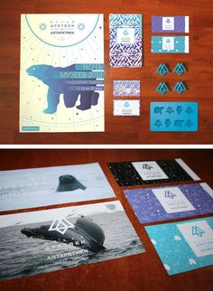 Identidade visual da Arctic and Antarctic Museum_blogdesign_criatives (11)