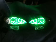 2001 to 2005 PT Cruiser 4 piece HALO set Pt Cruiser Accessories, Halo Setting, Neon Signs