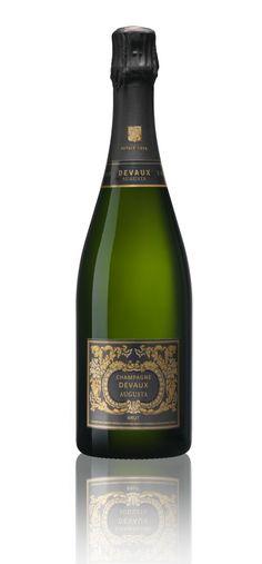 « Augusta » : portrait d'un nouveau champagne signé Devaux