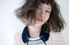 BOB Style : HAIR : HOSOI (HEAVENS HARAJUKU)