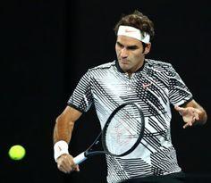 Blog Esportivo do Suíço:  Sem dificuldades, Roger Federer bate Berdych e vai às oitavas na Austrália