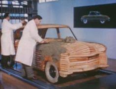 OG | 1949 Ford | Full-size clay model