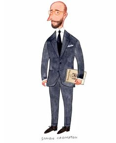 """Understand style without being a slave to it, and express your own personality. Dressing well is a skill to be mastered, a part of a life well-played. ""- Simon Crompton @permanentstylelondon #pittiuomo #mensfashion #fashionillustration #permanentstyle #slowboy"