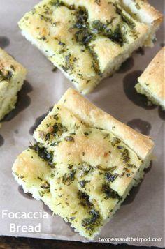 * focaccia-bread