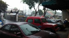 Padang hujan lebat hati-hati rawan banjir