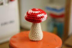 Oh the Cuteness!: Mini Mushroom Amigurumi Pattern! FP 3/15