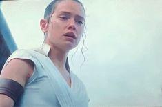 Reylo Fanart, Separate Ways, Rey Star Wars, Daisy Ridley, Losing Someone, Starwars, Love Her, Gifs, Cinema
