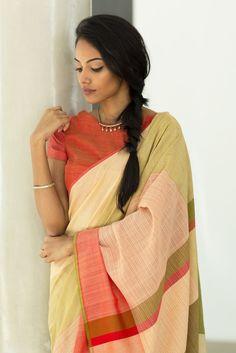 Desert Storm Saree from FashionMarket.lk