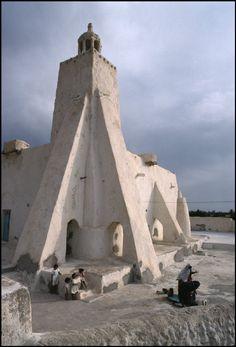 Mosque on the island of Djerba