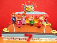 """Photo 3 of 25: Alvin and the Chipmunks / Birthday """"Diego's 7th Birthday Party"""" 