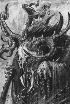 "gorettmisstag:  ""Slugtongue"" from the Beastmen Warhammer army book"