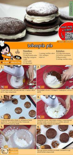 Whoopie Pies, Doughnut, Pancakes, Breakfast, Recipes, Food, Morning Coffee, Essen, Pancake