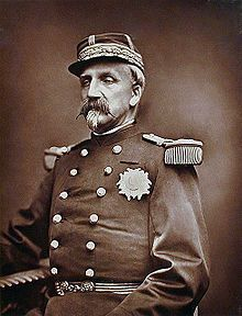 Henri of Orleans (1822 - 1897). Son of Louis Philippe I and Marie Amalie of Bourbon-Sicilies. He married Maria Carolina Augusta of Bourbon-Two Sicilies and had two sons.