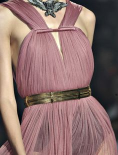 The Look: Shae - Lanvin S/S 2012