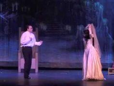 Phantom Of The Opera, Final Lair Scene, MVHS 2013